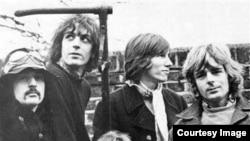 Pink Floyd тобу, 1968-жыл