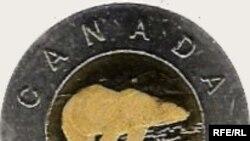 Двухдолларовая монета Канады
