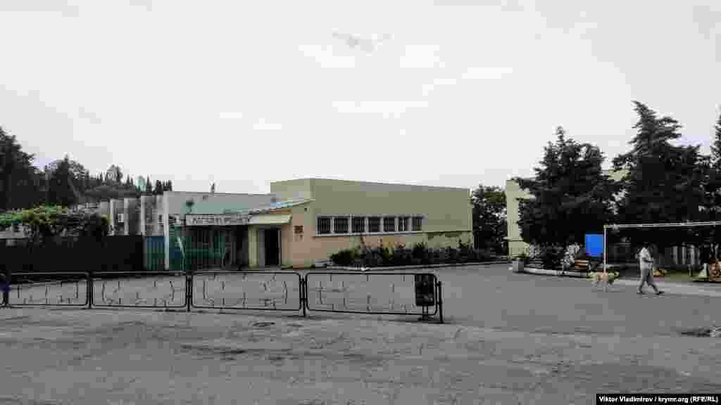 Köy merkezinde tınç