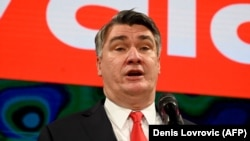 Սոցիալ-դեմոկրատական կուսակցության կողմից առաջադրված Զորան Միլանովիչը, 5-ը հունվարի, 2020թ.
