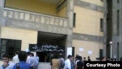 دانشگاه سهند تبریز در سال جاری شاعد اعتراضات دانشجویی بود.