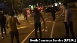 Беспорядки в Дижоне, июнь 2020 года