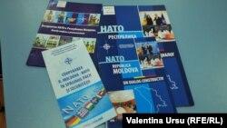 Publicații despre relațiile Moldovei cu NATO