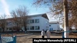 Школа в сельской местности. Иллюстративное фото.