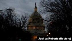 Вашингтонский Капитолий