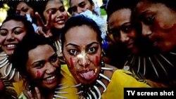 Нова Година на Самоа.
