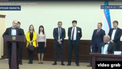 Yevgeniy Polyak 2018 yil 18 mart kuni Toshkent viloyati hokimi uyushtirgan biznes forumida o'z investitsion loyihasini taqdim etgan.