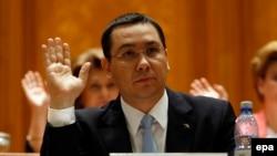 Kryeministri rumun Victor Ponta
