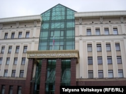 Міський суд Санкт-Петербурга