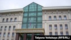Городской суд Санкт-Петербурга (был эвакуирован в четверг)