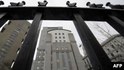 Суд в Нью-Йорке, где слушалось дело «Казахгейта».