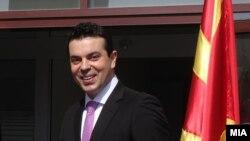 Македонски министер за надворешни работи Никола Попоски