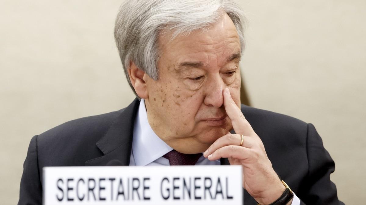 ООН приняла резолюцию по борьбе с COVID-19, Украина и союзники заблокировали российский проект