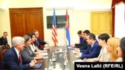 Razgovor sa šefom diplomatije Ivicom Dačićem