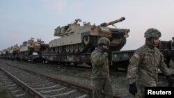M1 Abrams танкаш