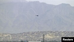 Базата на ИСАФ во Кабул