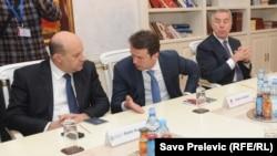 Sa sastanka, foto: Savo Prelević