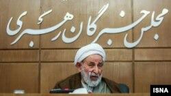 محمد يزدی، رییس مجلس خبرگان