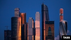 """Маркази тиҷоратии байнулмилалии """"Москва-Сити"""""""