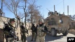 Američki vonici u Avganistanu