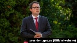 Постійний представник президента України в Автономній республіці Крим Антон Кориневич