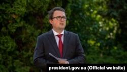 Постоянный представитель президента Украины в АР Крым Антон Кориневич