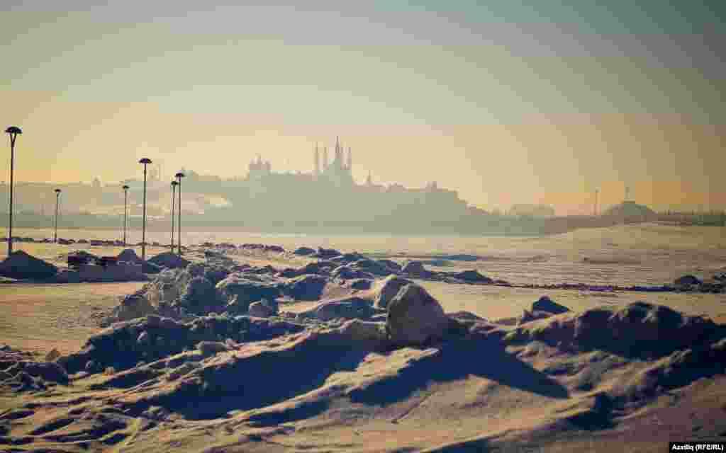 Казансу аша кирмән күренеше