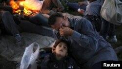 آرشیف، مهاجرین در یونان