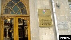 Azərbaycan Dövlət Pedaqoji Universitetində bir neçə il qabaq baş vermiş rüşvət qalmaqalını yaxşı xatırlayırlar
