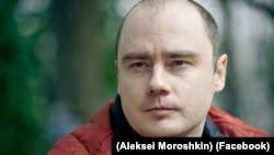 Российский активист Алексей Морошкин.