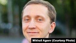 Михаил Агеев.