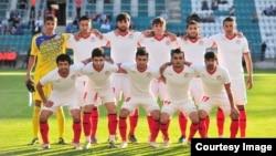 национальная сборная Таджикистана