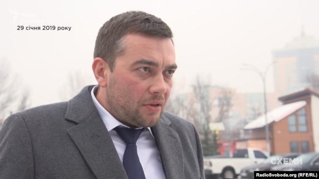 Колишній в.о. міністра аграрної політики Максим Мартинюк