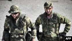 Силовики в Чечне