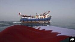 Брод во Персискиот Залив.