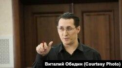 "Виталий Обедин, зам главного редактора ""Якутск вечерний"""