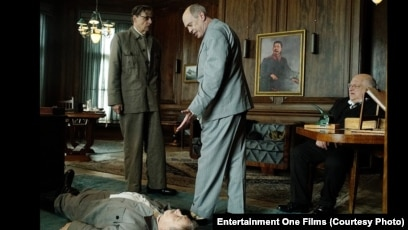 Russia Doesn T See Dark Humor In Death Of Stalin