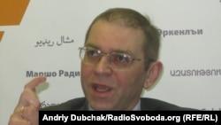 Народний депутат, екс-голова адміністрації президента Сергій Пашинський