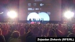 "Aplauz publike za ekipu filma ""Krugovi"""