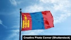 Drapelul Mongoliei