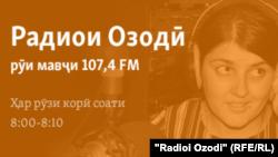 Барномаи Радиои Озодӣ дар Радиои Имрӯз аз 22-юми январи соли 2020