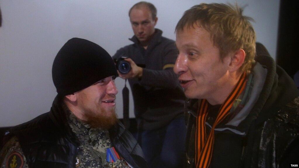 """Дозвіл на в'їзд до Великої Британії прибічнику терористів """"ДНР"""" Охлобистіну буде політично суперечливим, - Антон Геращенко звернувся до Мей - Цензор.НЕТ 777"""