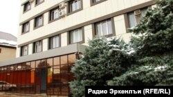 Здание администрации города Хасавюрт, Дагестан (архивное фото)