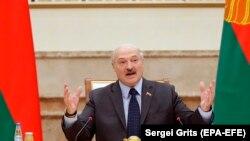 Alyaksandr Lukashenka, arxiv fotosu