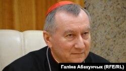 Государственный секретарь Ватикана кардинал Пьетро Паролин