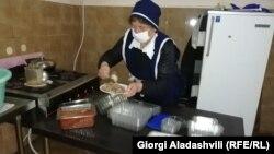 მუნიციპალური უფასო სასადილოს სამზარეულო