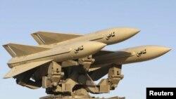 Projektil iranian