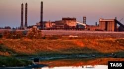 Завод «Кримський титан». Архівне фото