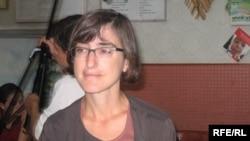 Alexandra Yuster (UNICEF)