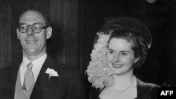 Margaret Thatcher: Dəmir Ledi fotolarda